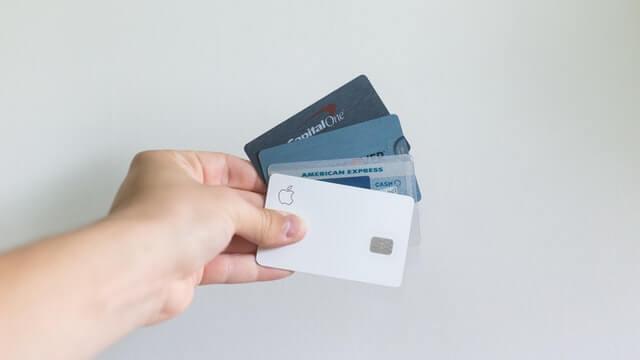 【ハイローオーストラリア入金】クレジットカードでの入金