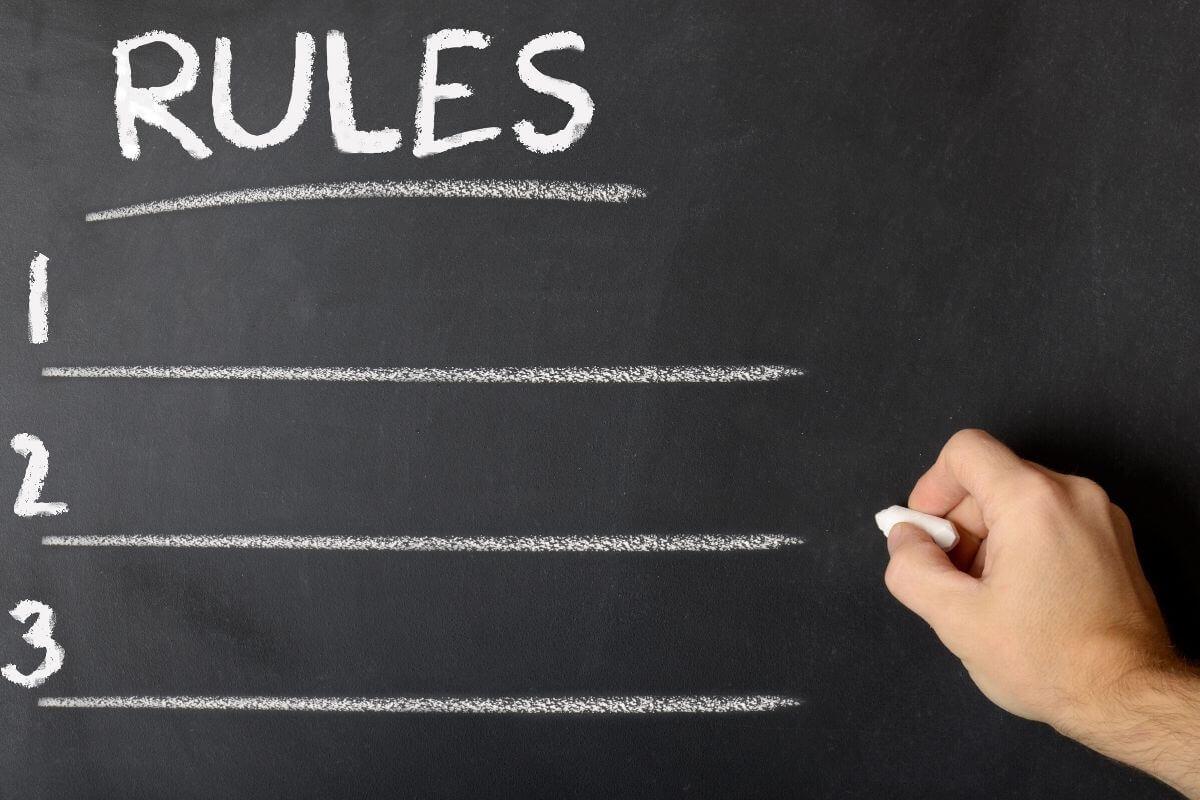 モンテカルロ法のルール